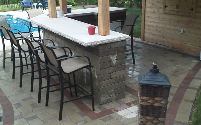 Residential - Outdoor Living Bar